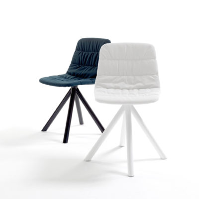 CHAISE DESIGN MAARTEN - VICCARBE