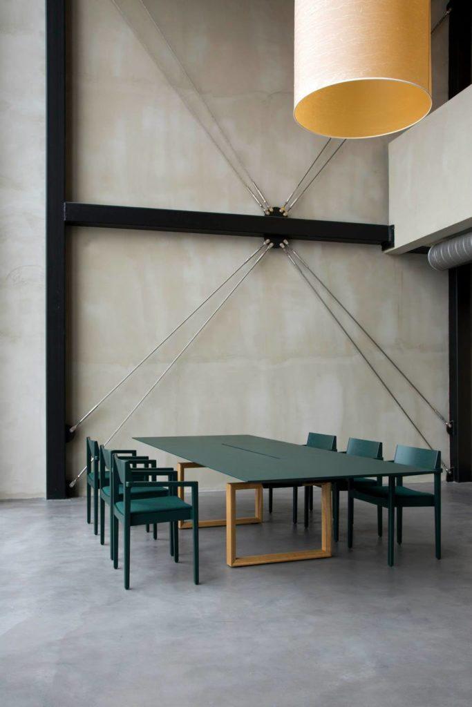 Table de réunion – IN-TENSIVE – INNO 4