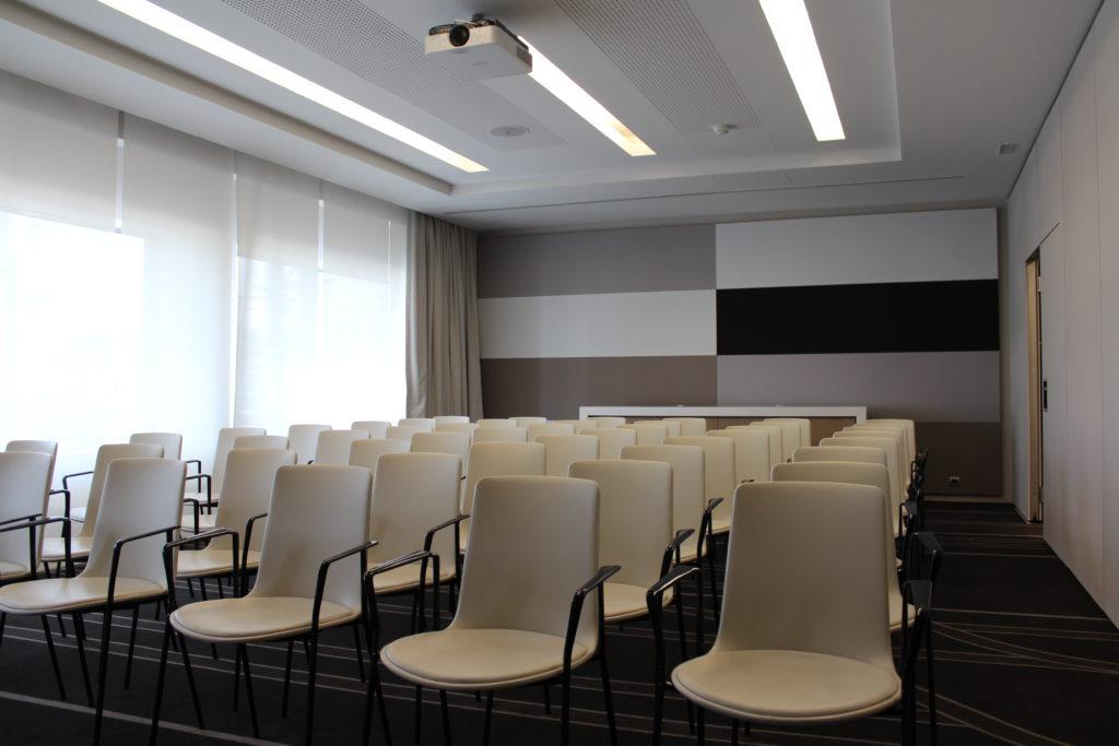 Aménagement espace de réunion, conférence - Réalisation PULLMAN - Bruxelles