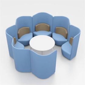 Alcove design réunion Shuffle Boss