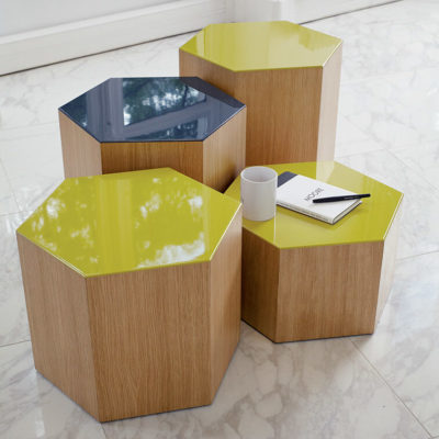 TABLE BASSE SIX - BROSS ITALY