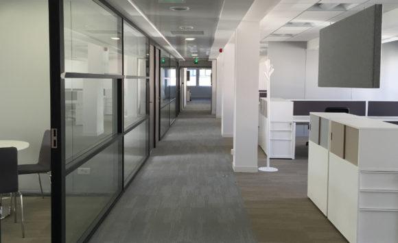 COHERIS - Aménagement bureaux et solutions acoustiques