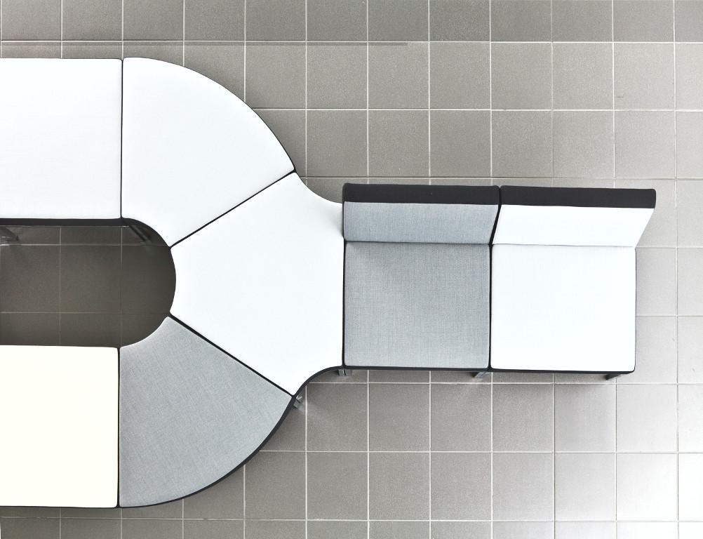 Assises modulables cube martela