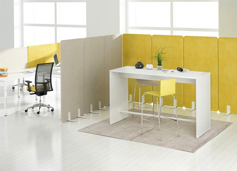 free standing jaune