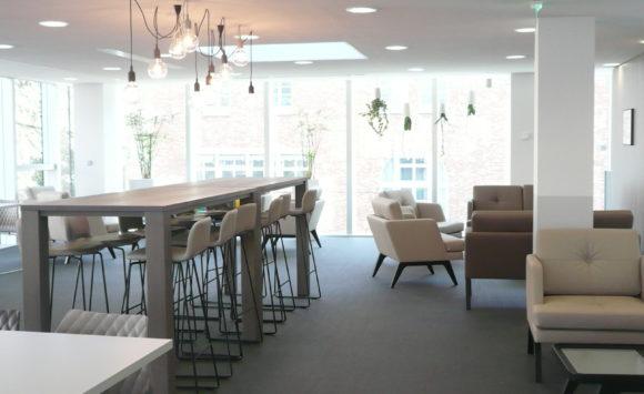 ZUBLIN - Aménagement d'un restaurant d'entreprise