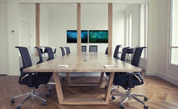 SAEGUS - Aménagement espaces de travail et de création