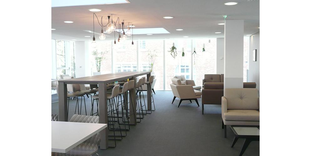 am nagement design restaurant d 39 entreprises rie zublin neuilly sur seine. Black Bedroom Furniture Sets. Home Design Ideas