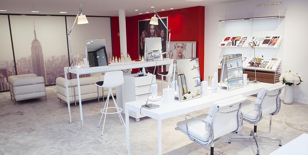 Aménagement d'un institut, concept loft new-yorkais - Elizabeth Erden, Paris
