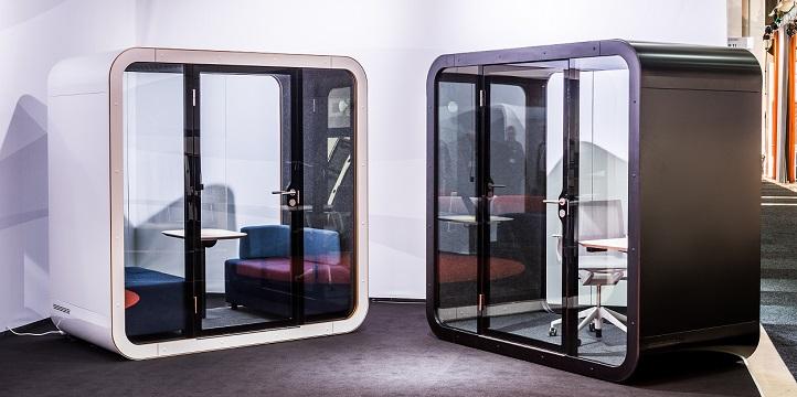 Isolation acoustique - cabine double framery
