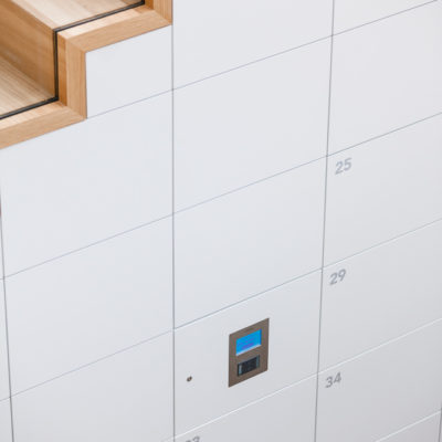 CASIERS MODULAIRES - EUROWORKSPACE