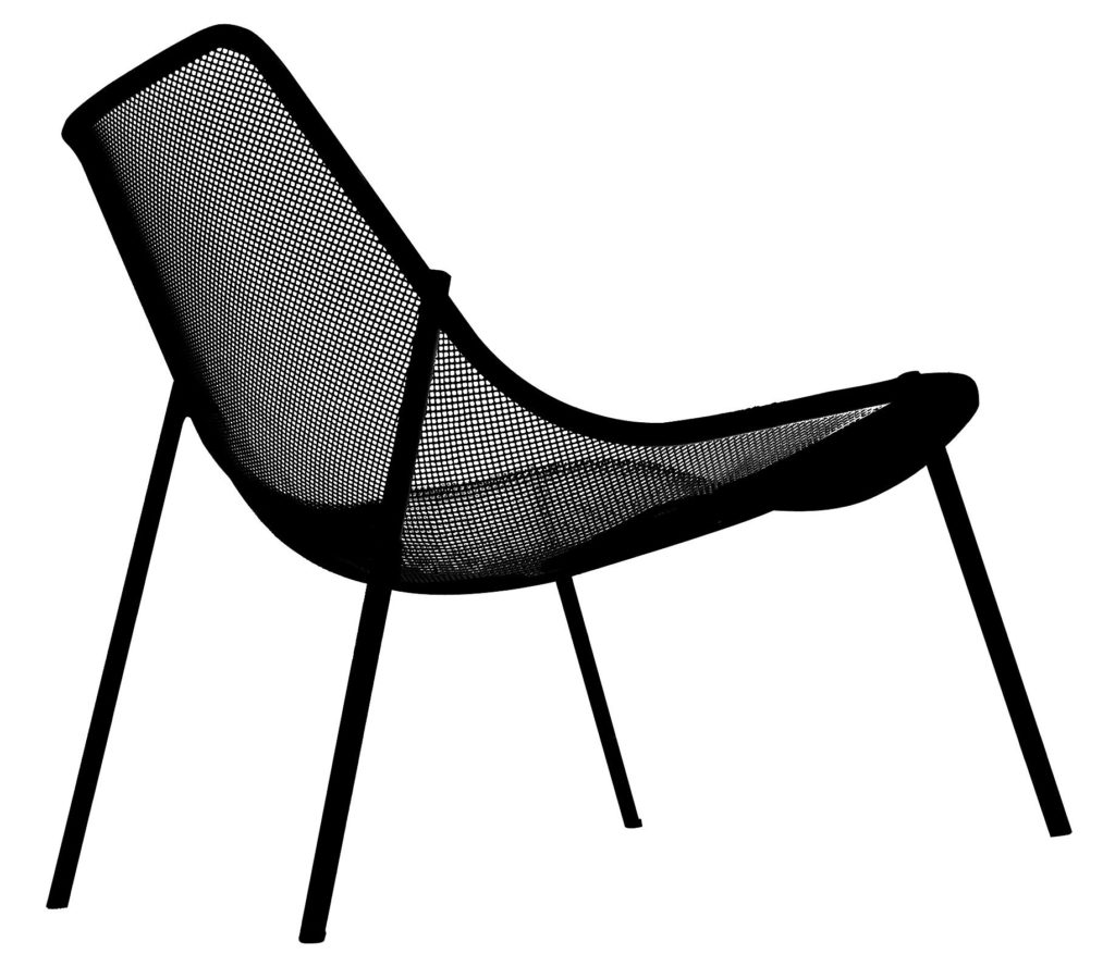 Fauteuil – ROUND – EMU 4