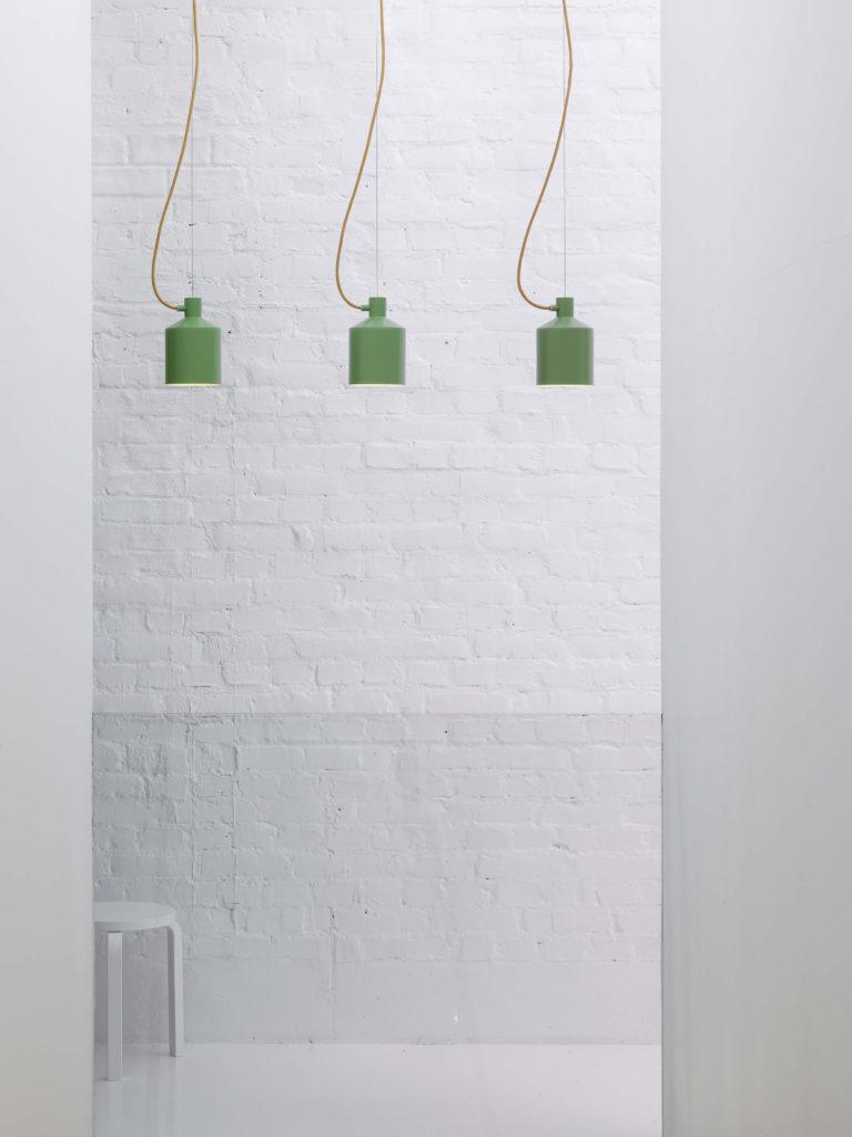 Silo Trio Green