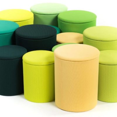 POUF THE DRUM - LINA FURNITURE