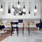 L'Appartement Moore – La Salle à Manger