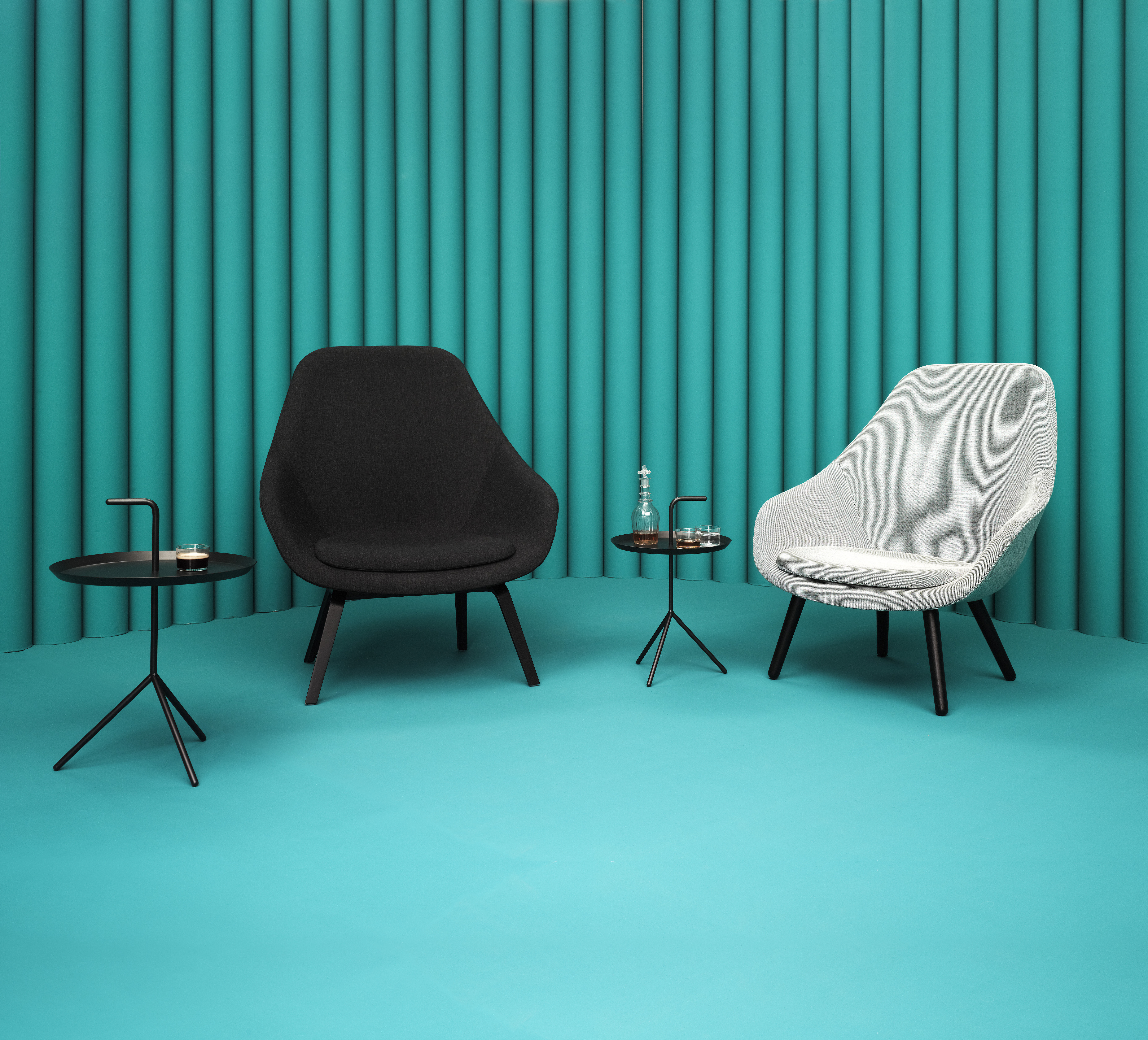 Assise About a lounge - HAY