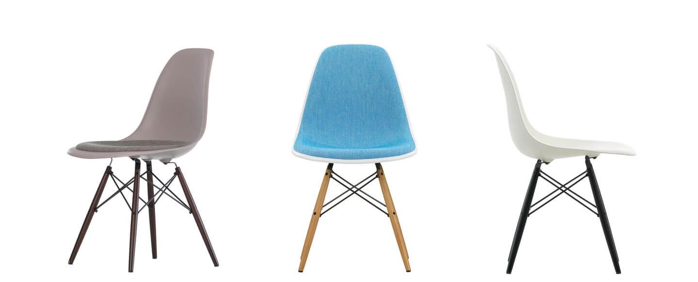 chaise eames plastic side dsw vitra. Black Bedroom Furniture Sets. Home Design Ideas