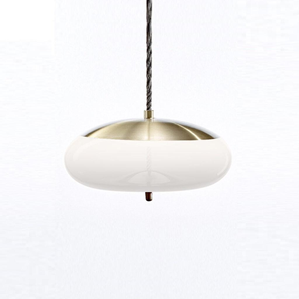 suspension-knot-disco-laiton-blanc-o50cm-brokis-original
