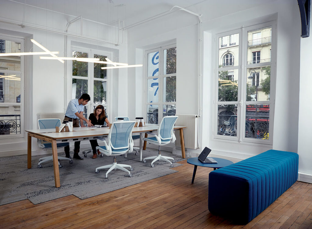 L'Appartement Moore – Espace Co-working