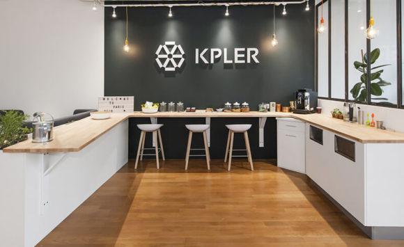 KPLER - Open spaces, espaces de réunions informelles, mobilier modulaire
