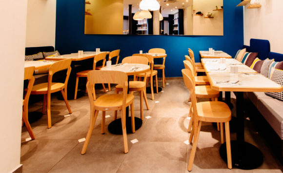 SIMONE LEMON - Aménagement mobilier restaurant