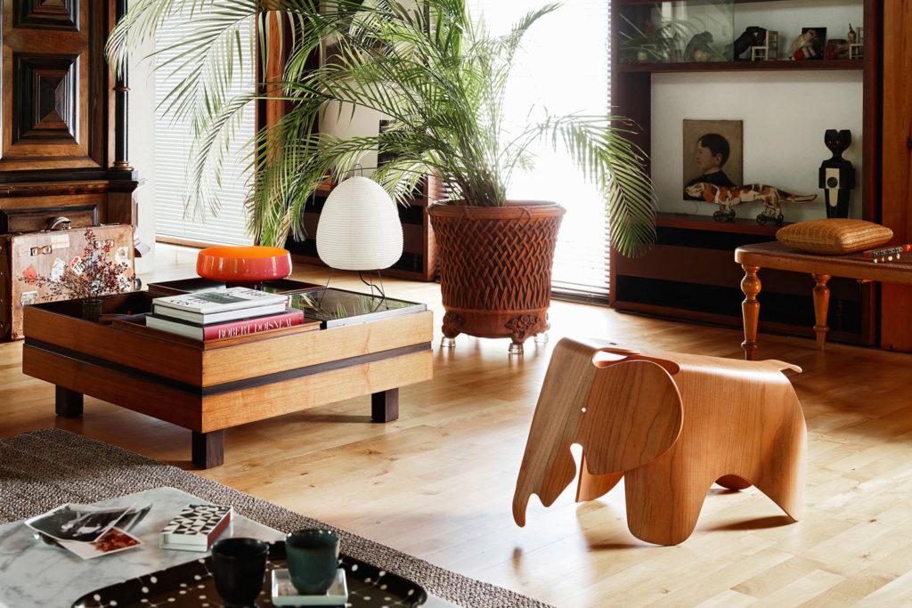 Tabouret – ELEPHANT – VITRA