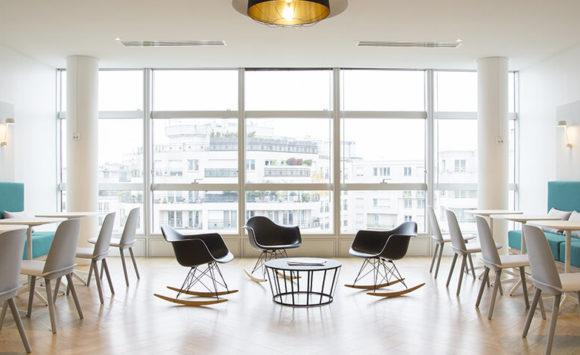 DOCUSIGN - Aménagement des espaces de travail collaboratifs et informels