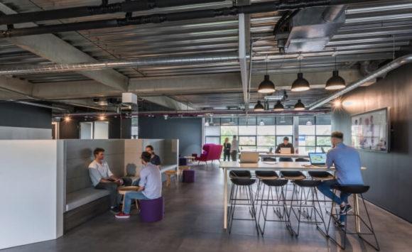 AIRBUS - Aménagement d'espace de travail