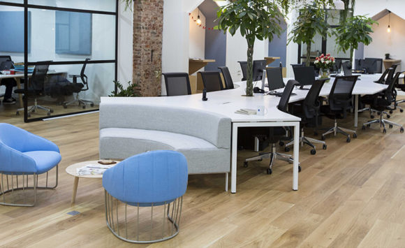 CARDIOLOGS - Aménagement open space, cafétéria, salles de réunion