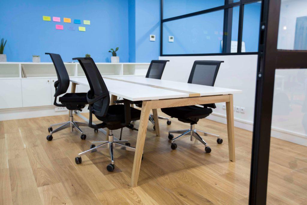 Aménagement salle de réunion - CARDIOLOGS Paris 17
