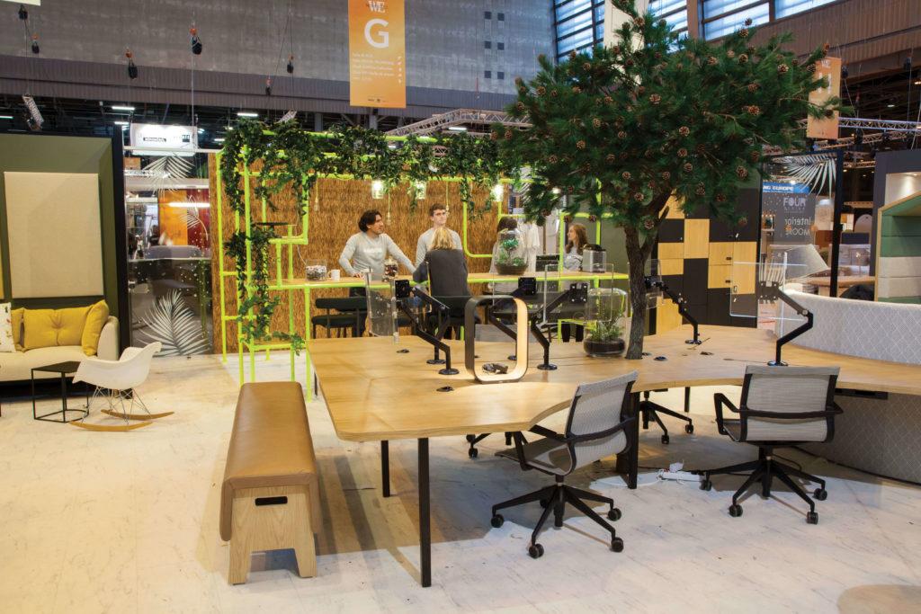 Workspace expo 2018 c 39 est d j fini for Salon workspace
