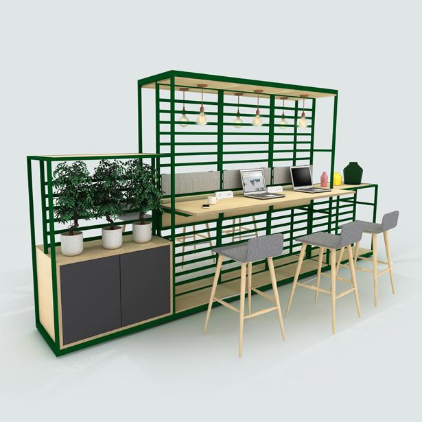 SIXTEEN3 - Mobilier Design X Moore Paris (2)