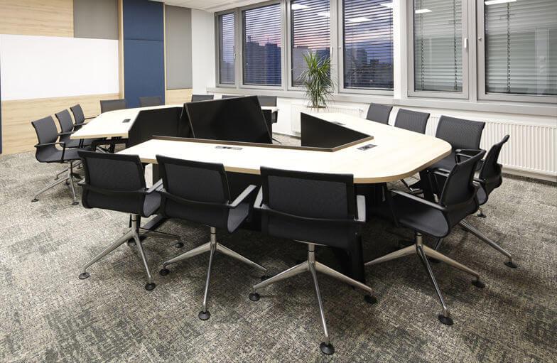 Table de réunion 4koncept