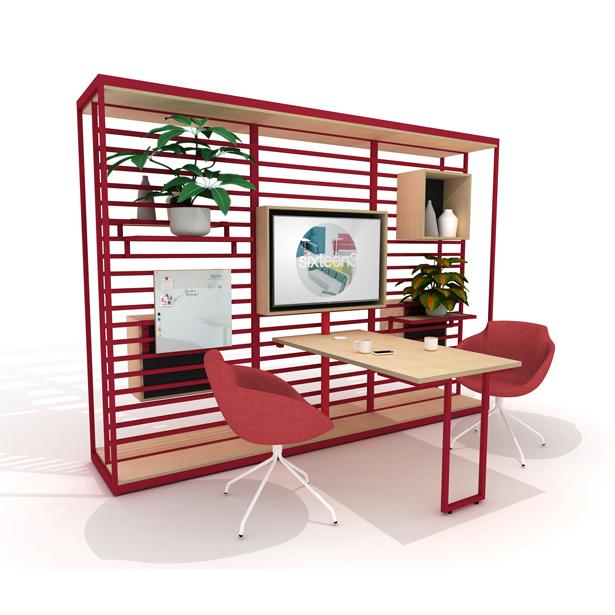SIXTEEN3 - Mobilier Design X Moore Paris (1)