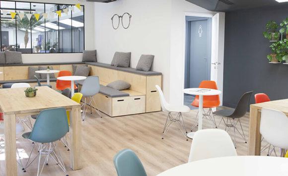 IZIPIZI - Aménagement d'espace professionnels ludique