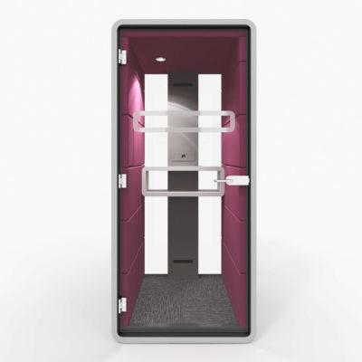 CABINE ACOUSTIQUE HUSH PHONE - MIKOMAX
