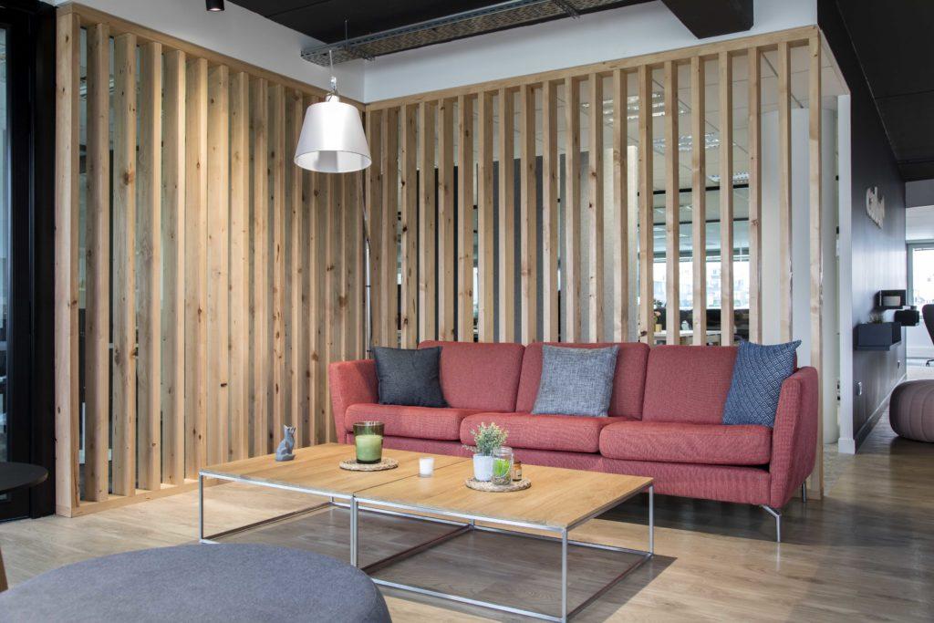 Aménagement espace cuisine et détente - CARBON IT Neuilly sur Seine