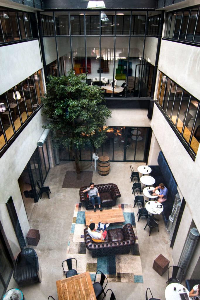 Aménagement espace de détente - BRAINSONIC Paris 11