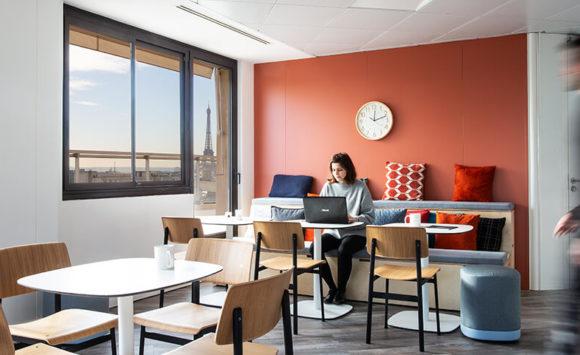 CUBIKS - Aménagement d'espaces collaboratifs et de formation