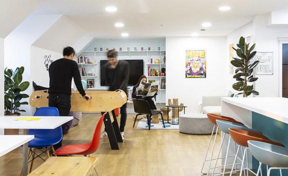 CAFEYN - Aménagement open spaces et espaces de réunions