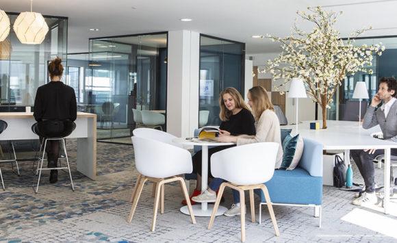 AXYS CONSULTANTS - Espaces de travail fonctionnels et design