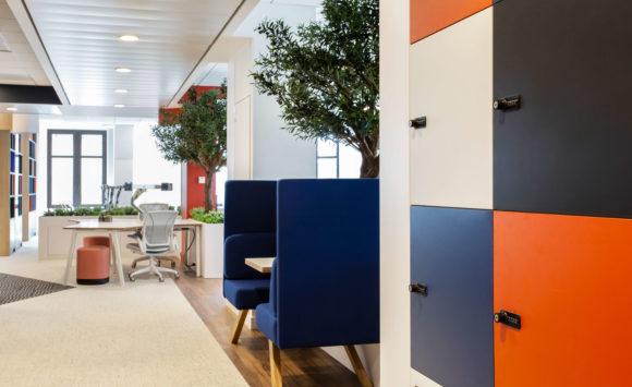 DBA - Aménagement d'espaces de travail, open space, espace détente