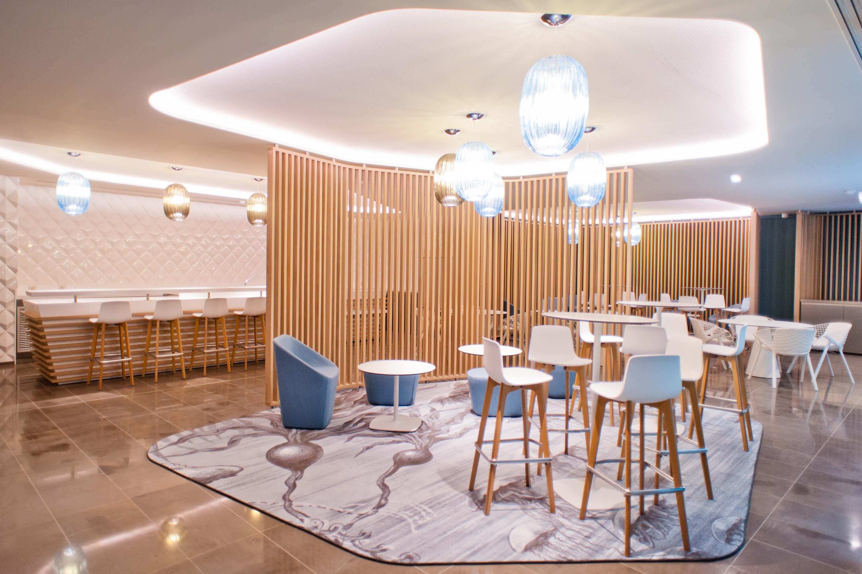 Aménagement cafétéria design