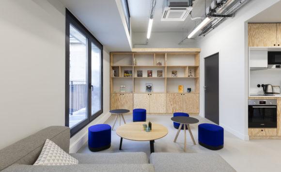 LE TANK - Des espaces de coworking fonctionnels et graphiques