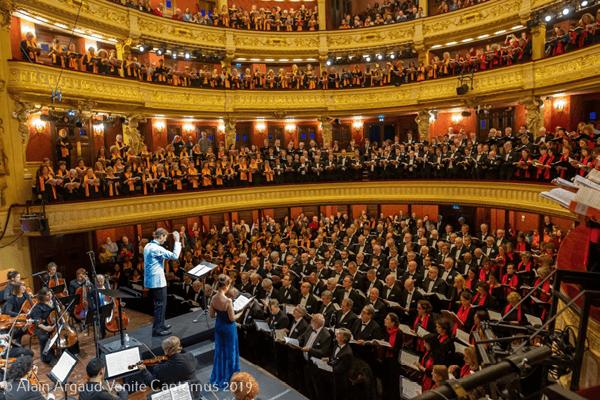 Concert Venite Cantemus