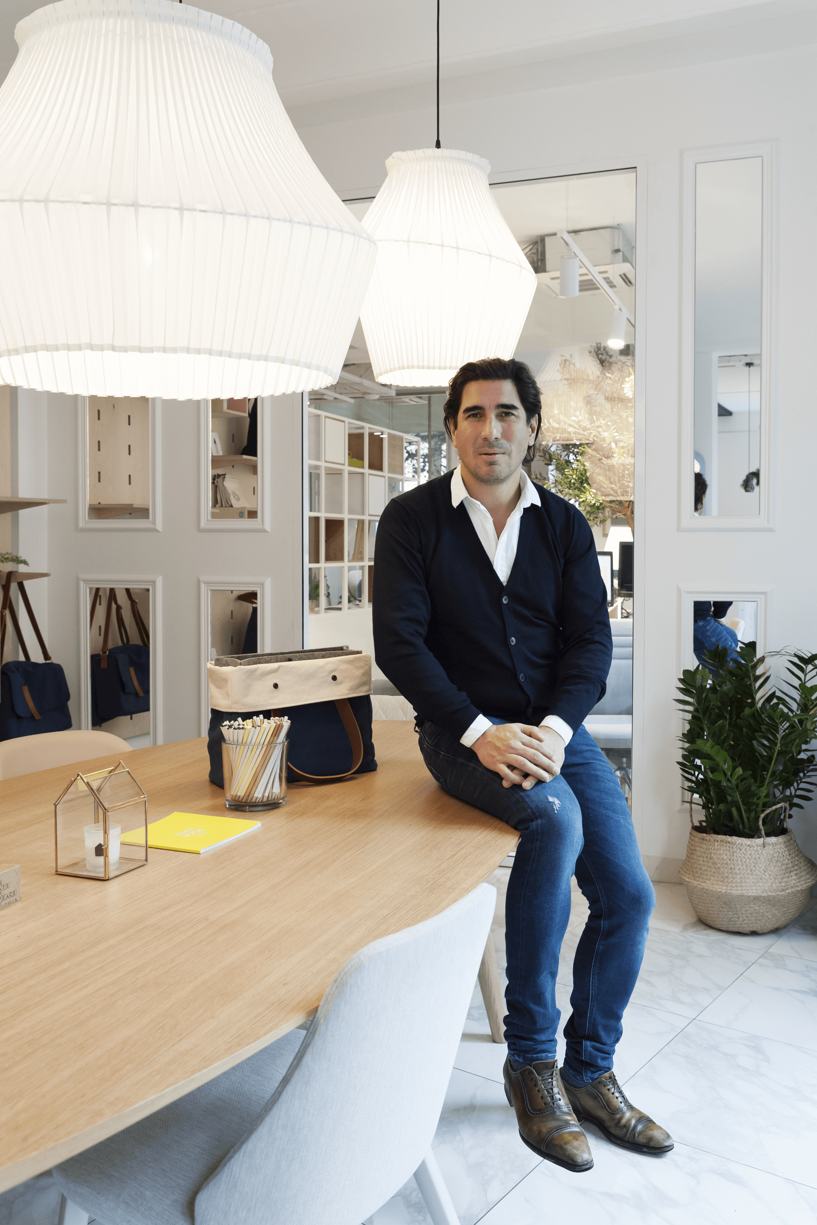 Julien Diard - CEO de MOORE Design
