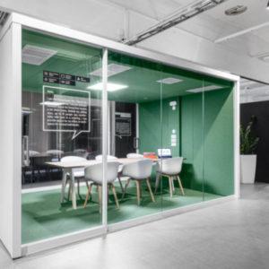 cabine purificateur d'air espaces professionnels