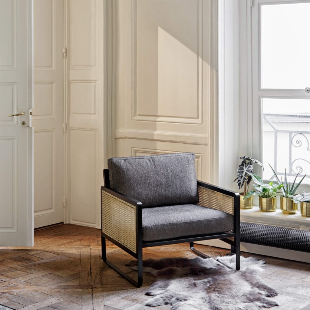 Fauteuil – CANNAGE – RED EDITION 3