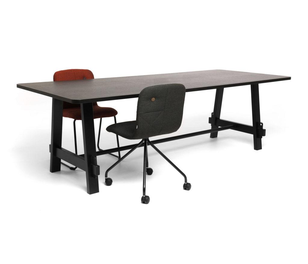 Table de réunion – LUMBERYARD – LOOOK INDUSTRIES 5