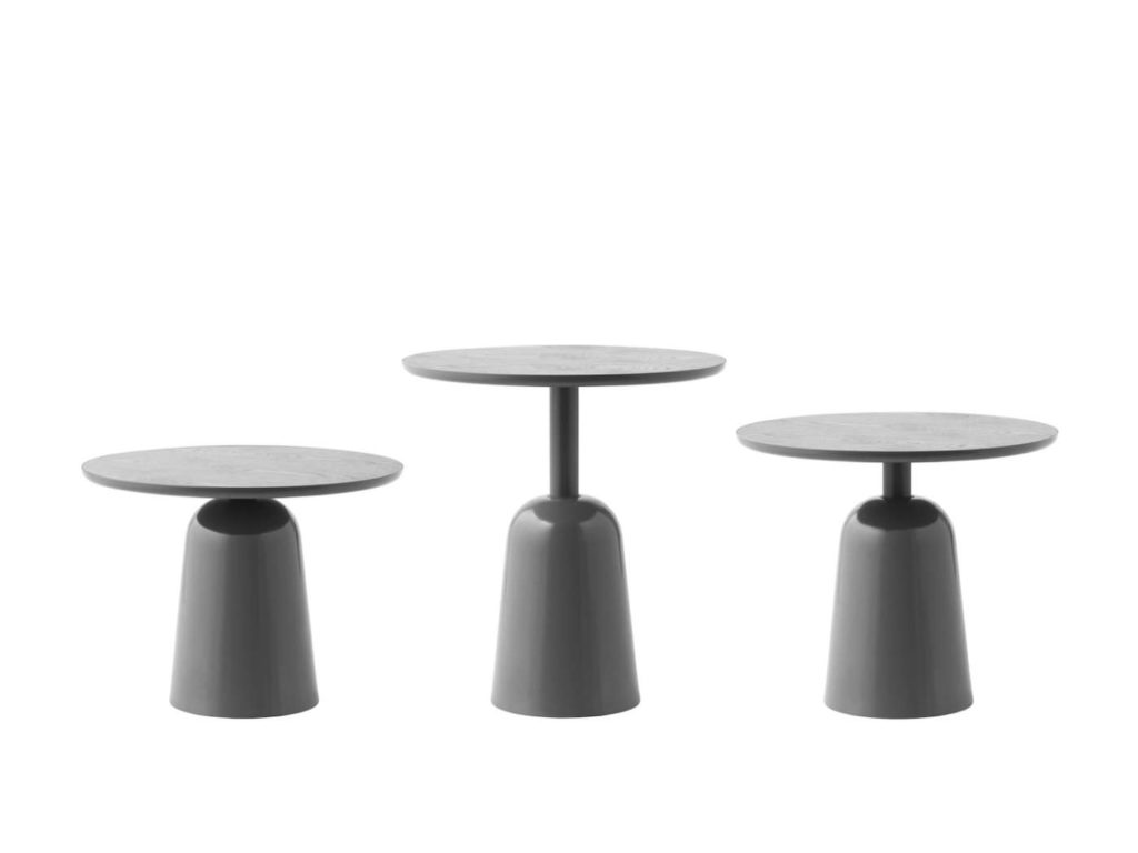 Table basse – TURN TABLE – NORMANN COPENHAGEN 3