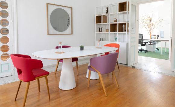 MON TERRITOIRE - Aménagement de bureaux en flex office
